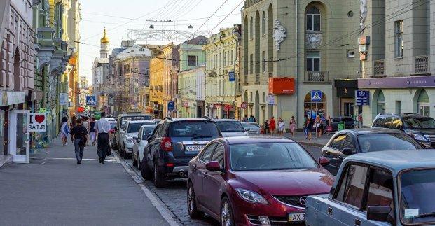 В Харькове будут бороться с несанкционированными парковками