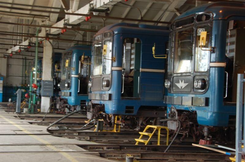 В Харькове на строительство третьего депо метрополитена выделили 12 миллионов