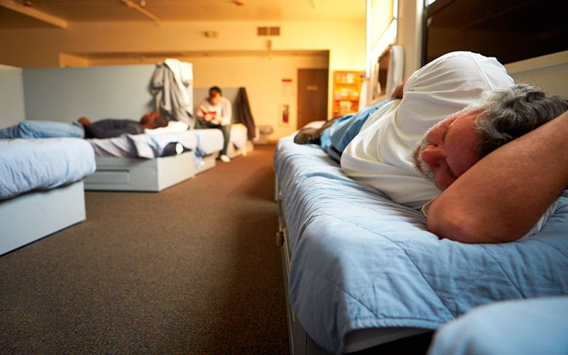 В Харькове откроют первый приют для бездомных