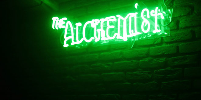 Обзор The Alchemist Bar