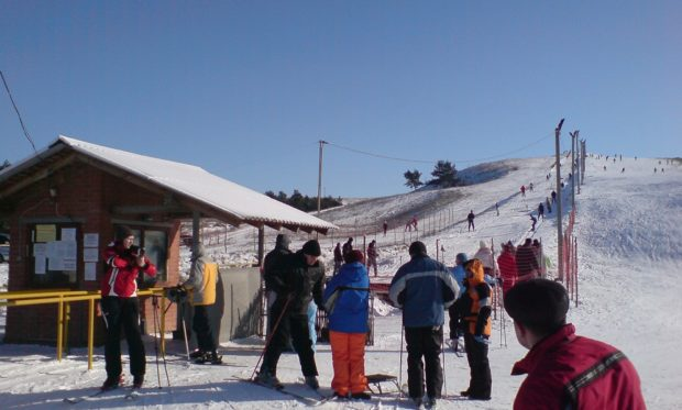 Шесть харьковских мест, где есть все для горнолыжного спорта