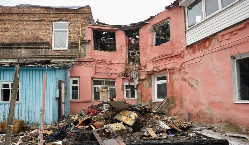 В центре Харькова восстановят уничтоженный дом