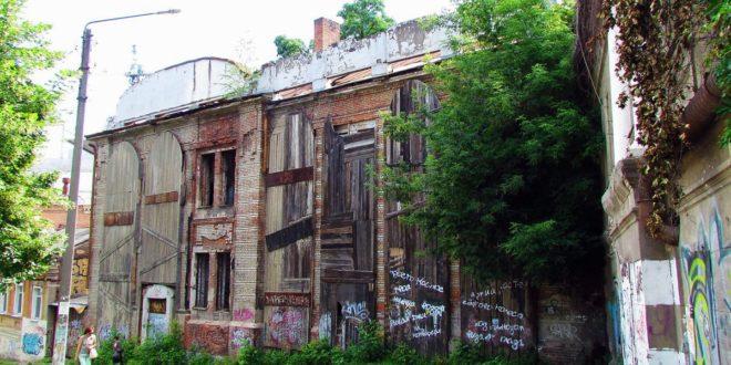 Переулок Воробьева