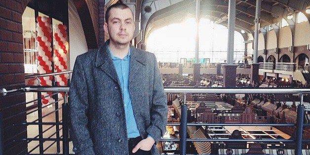 Артем Фотор. Основатель «Харьков, Киев, Львов - куда б сходить?»