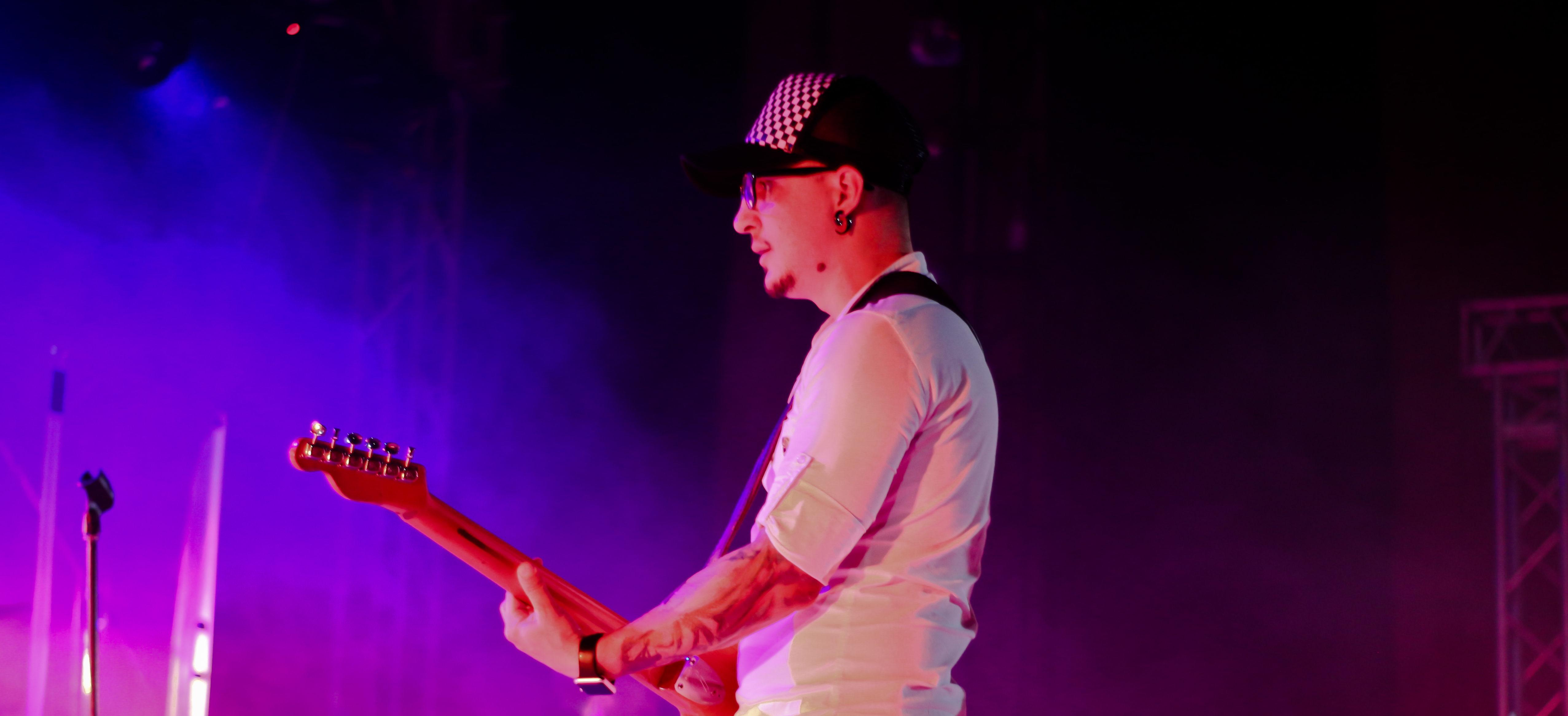 Интервью с гитаристом Дана Балана - Олегом Читаном
