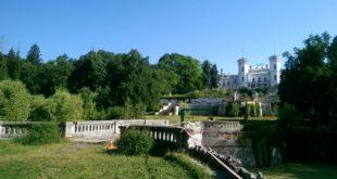 В этом году начнется реконструкция усадьбы в Шаровке