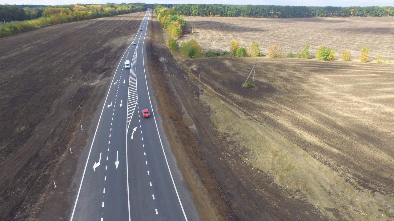 Харьковская область стала лидером по восстановлению дорог в Украине