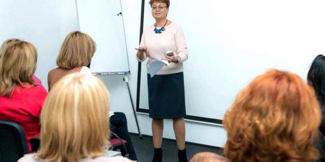 Зоя Калина. Основатель и руководитель Школы ораторского мастерства «Успешный спикер»