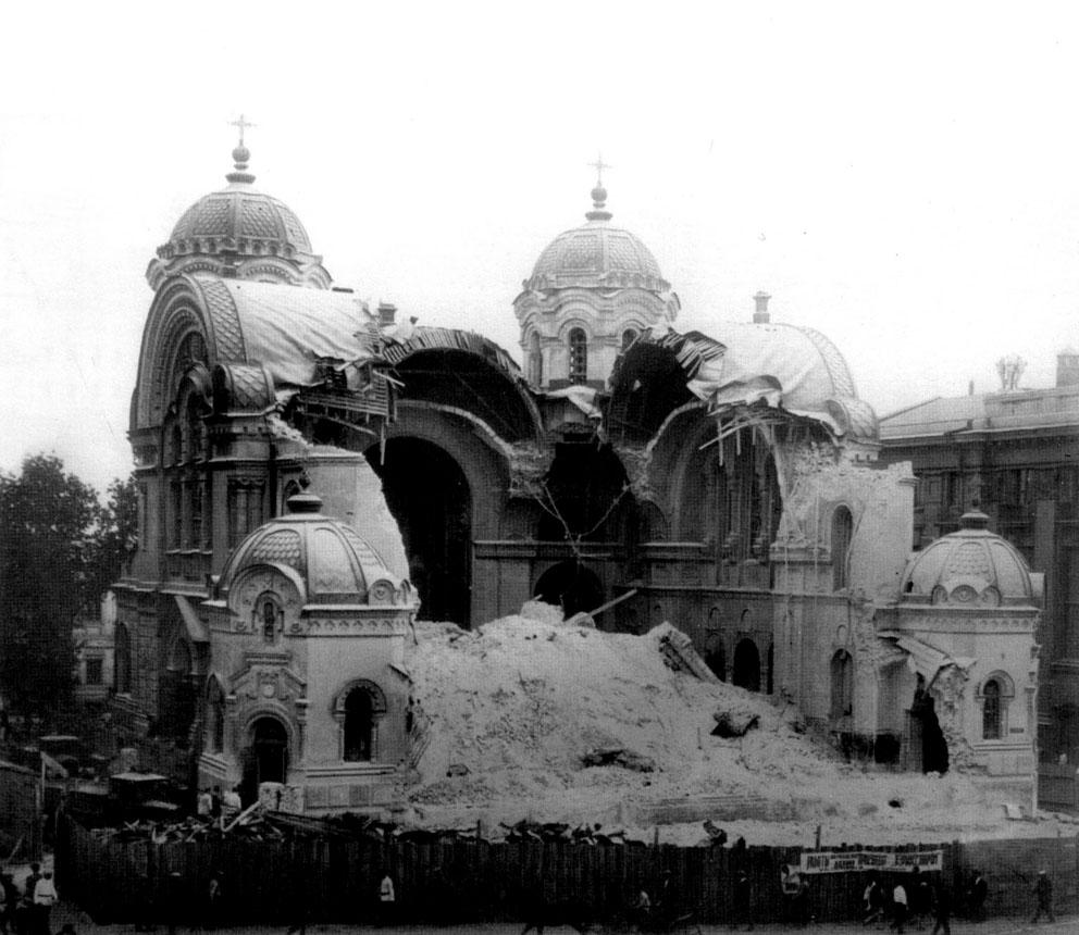 Харьковские храмы: из истории неизвестного