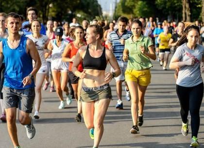 В воскресенье харьковчане смогут побывать на фитнес-тренировке