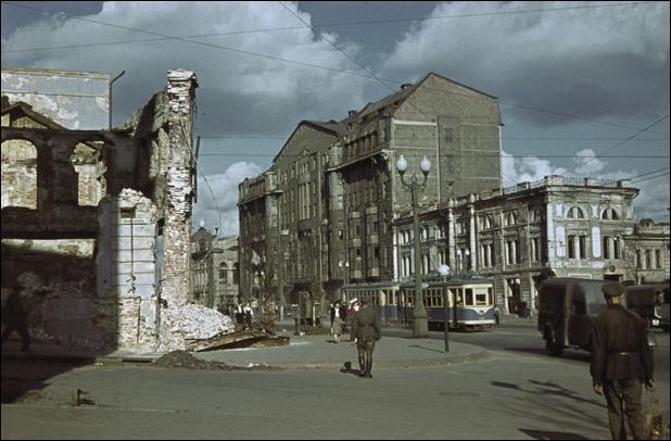 Бои за Харьков
