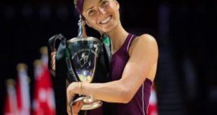 Харьковчанка Элина Свитолина стала лучшей теннисисткой мира в октябре