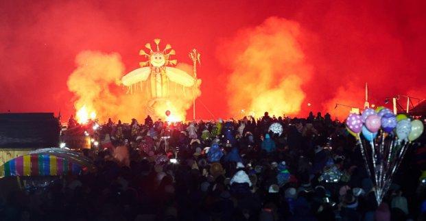 В Харькове готовятся к празднованию Масленицы