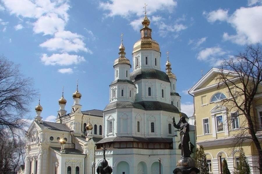 Самое древнее каменное здание Харькова