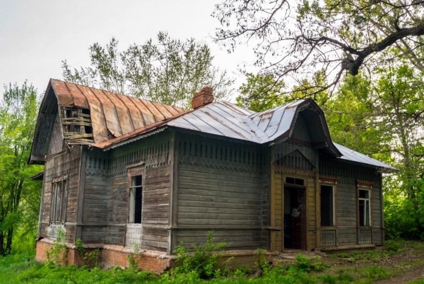 Топ старинных усадьб Харьковской области