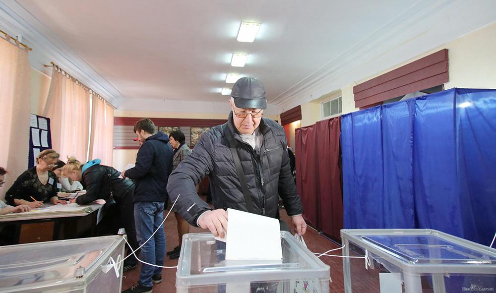 На Харьковщине проголосовали 64,49% избирателей — ЦИК