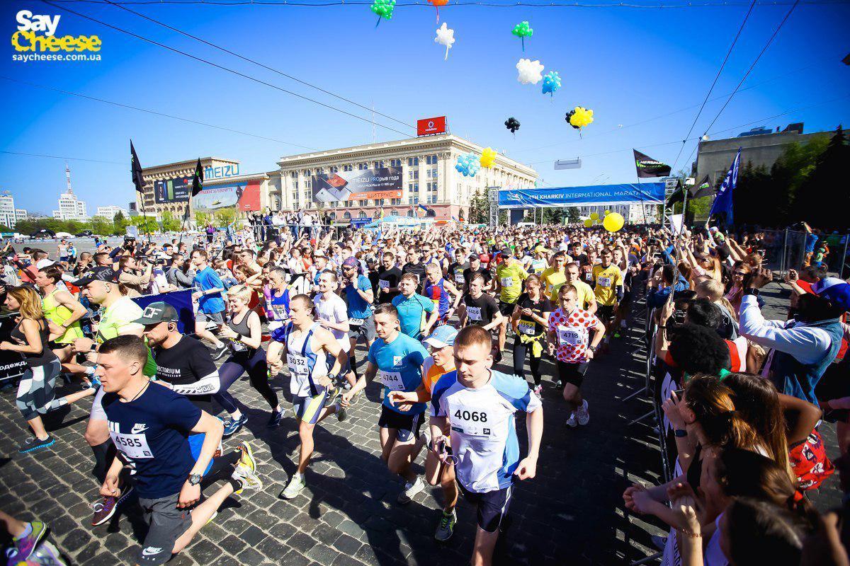 14 апреля в Харькове пройдет  Zhytlobud-1 Kharkiv International Marathon