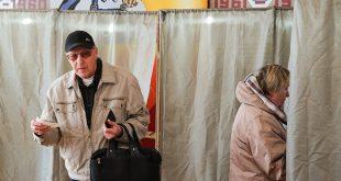 Как проголосовали на Харьковщине: за Зеленского — 86,67%, за Порошенко — 11,35%