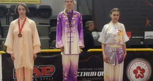 Харьковчане завоевали 14 медалей на чемпионате Европы по ушу