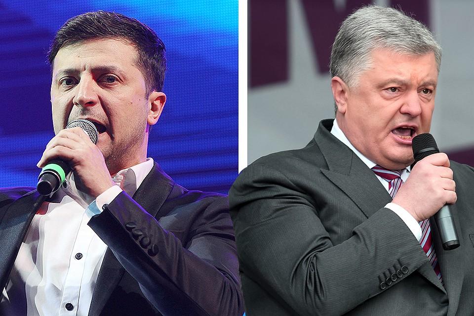 Дебаты Порошенко и Зеленского на Олимпийском: онлайн-трансляция