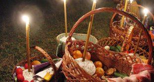 Где и когда в Харькове будут святить куличи на Пасху
