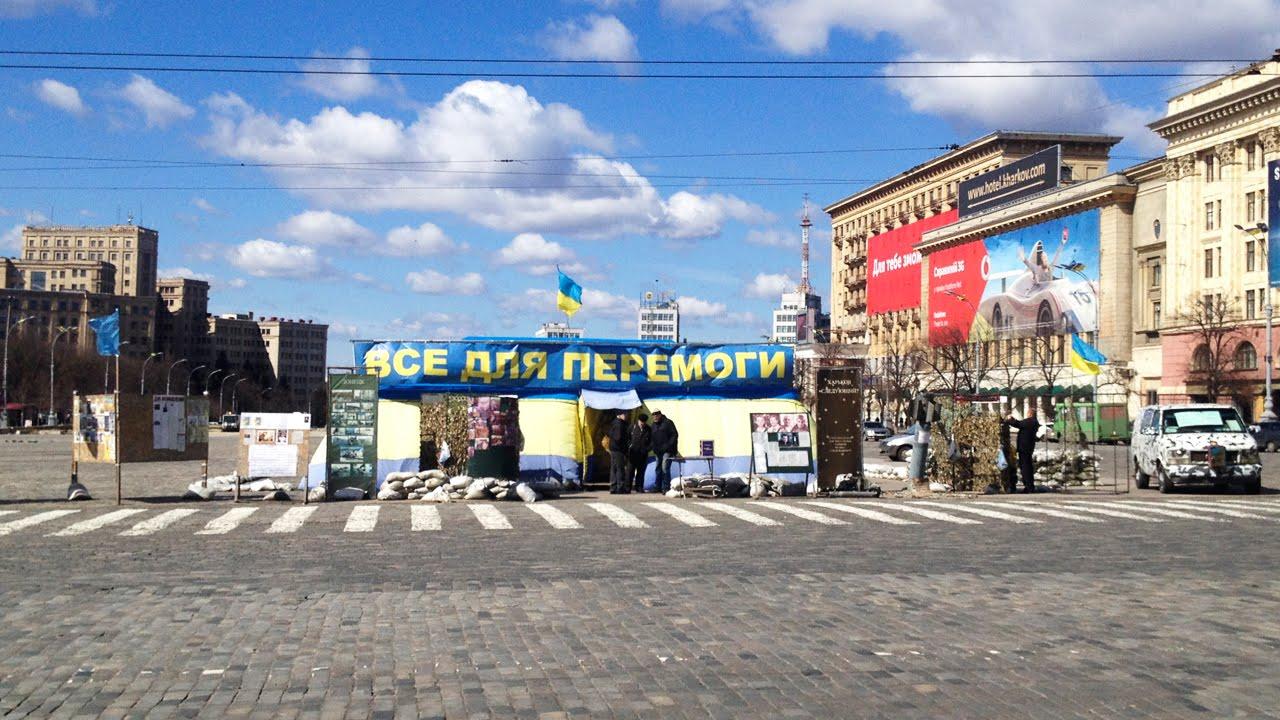 Палатка на площади: сегодня состоится суд