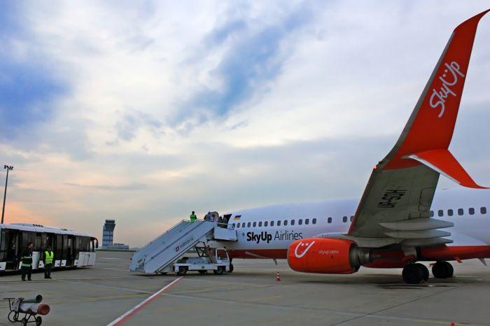 SkyUp запустила рейсы в Барселону из Харькова и Запорожья (фото)