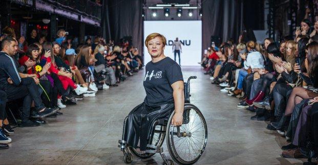 В Харькове появится модельное агентство для людей с инвалидностью