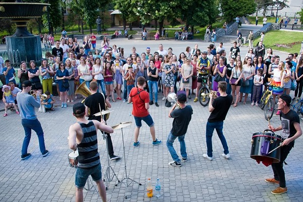 "Программа ""Дня Музыки-2019"" в Харькове"