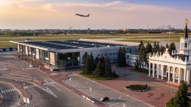 Пассажиропоток харьковского аэропорта вырос почти на 30%