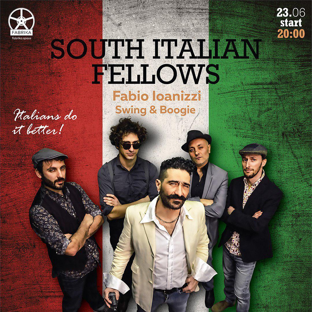 South Italian fellows
