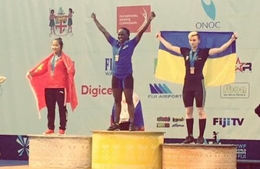 Харьковчанка завоевала «малую бронзу» на чемпионате мира по тяжелой атлетике