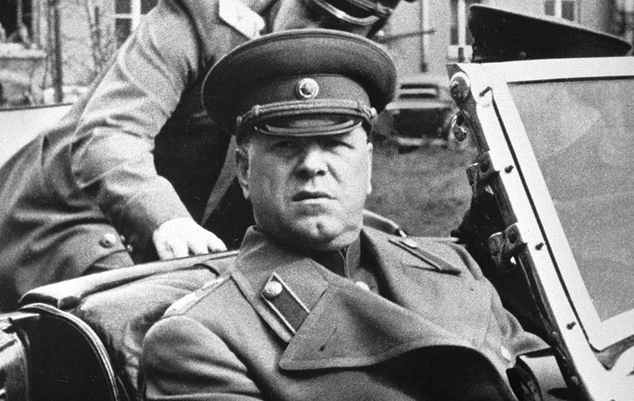 На площади Свободы покажут фильм «Кто такой маршал Жуков?»