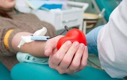 Акция – сдай кровь и спаси жизнь