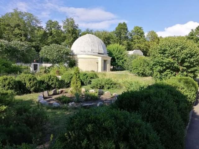В Харькове заброшенные этажи гостиницы и ботанический сад станут арт-площадками