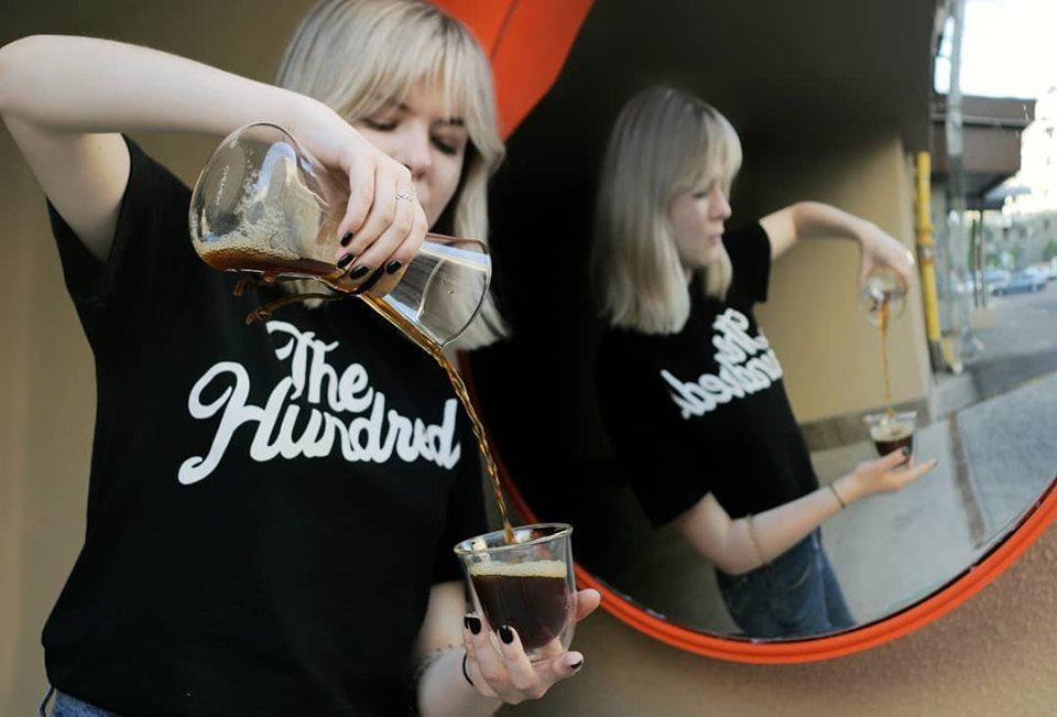 Заведения, где готовят кофе на растительном молоке.