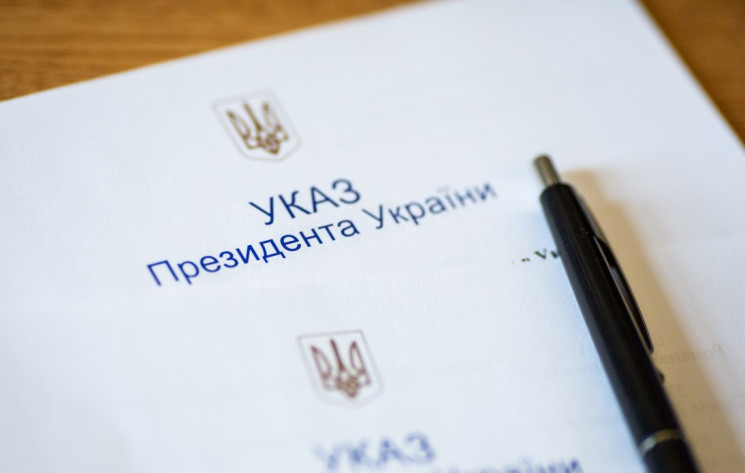 Зеленський звільнив голів семи районів на Харківщині