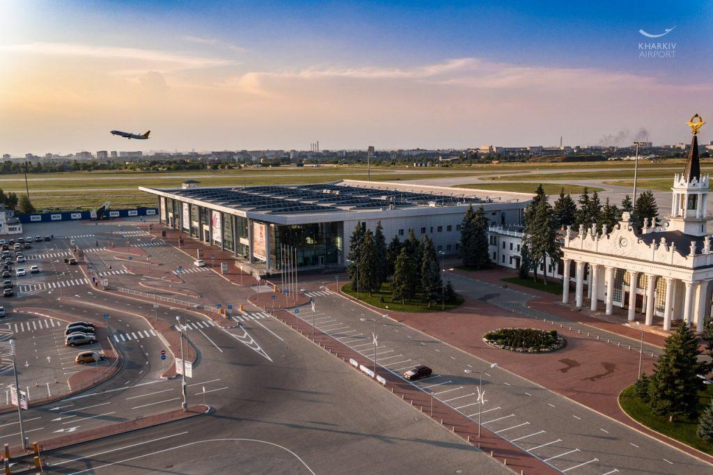 Куди українці найчастіше літають із Харкова