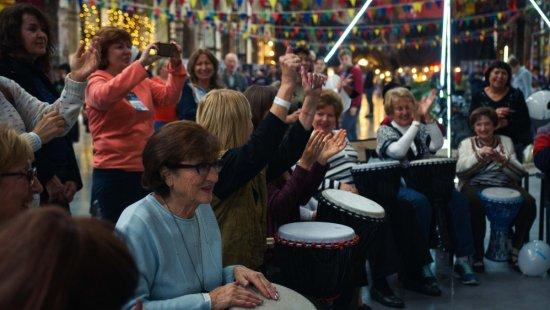 Дискотека, йога і фотосесії: в Харкові проведуть фестиваль для людей віком 55+