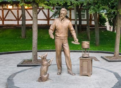 В саду Шевченко появился академик Вернадский с оригинальным рецептом борща