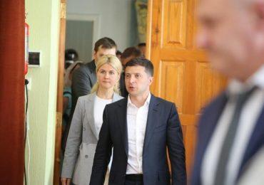 Зеленский уволил Светличную и представит нового главу ХОГА