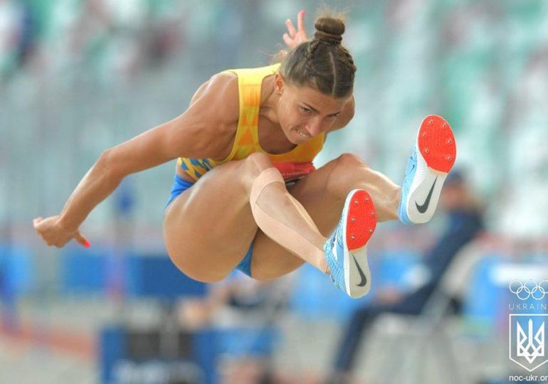Харьковчанка стала серебряным призером чемпионата мира по легкой атлетике