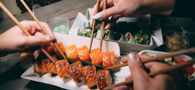 Обзор доставки суши Goodluck