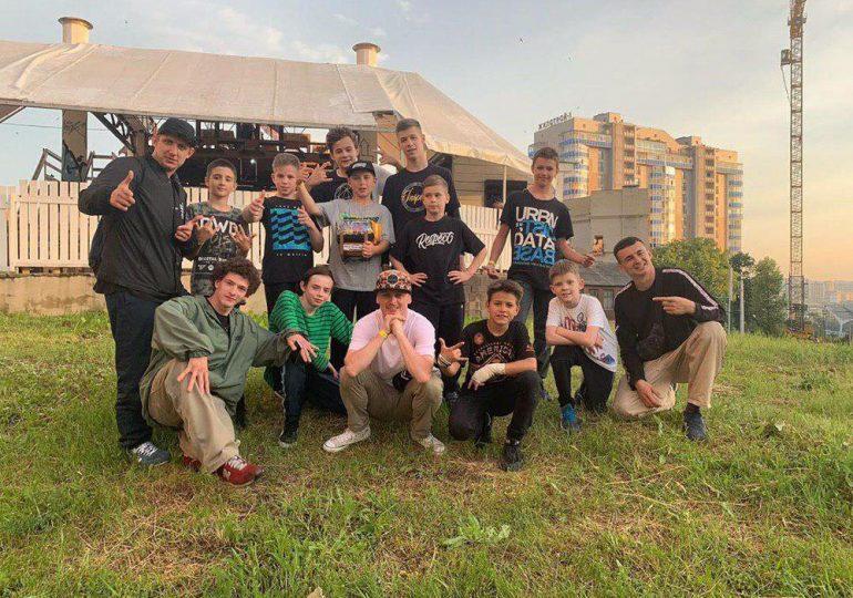 Харьковская команда по брейкдансу едет в Израиль представлять Украину