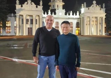 В Харьков приехал основатель AliExpress и самый богатый человек Китая, - ФОТО