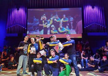 Харьковчане выиграли чемпионат по брейкингу в Эстонии