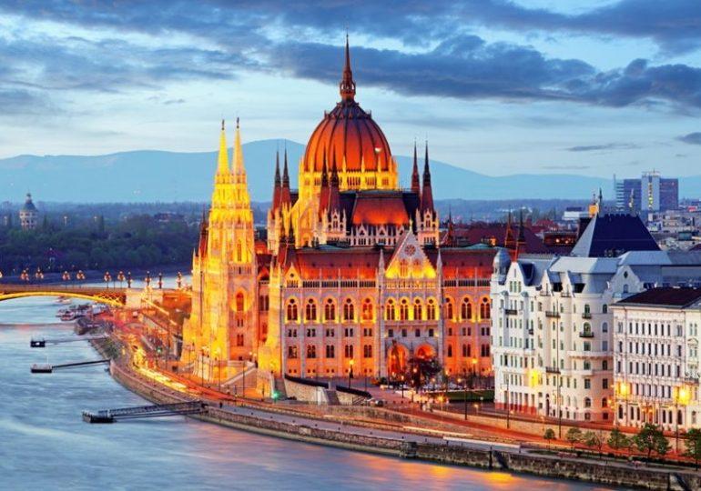 Ryanair с 16 января запускает рейс Харьков – Будапешт
