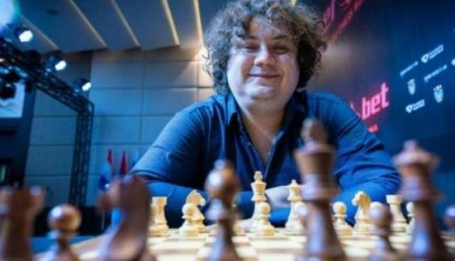 Шахматист из Харькова победил на турнире в Румынии