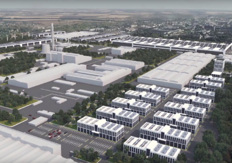 Ярославский начнет строительство технопарка на территории ХТЗ в 2020 году
