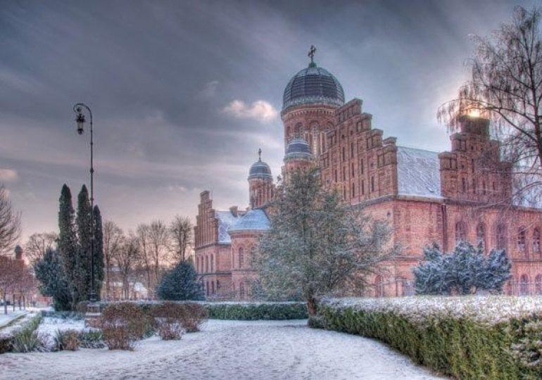 Пять необычных мест в Украине, куда можно отправиться зимой